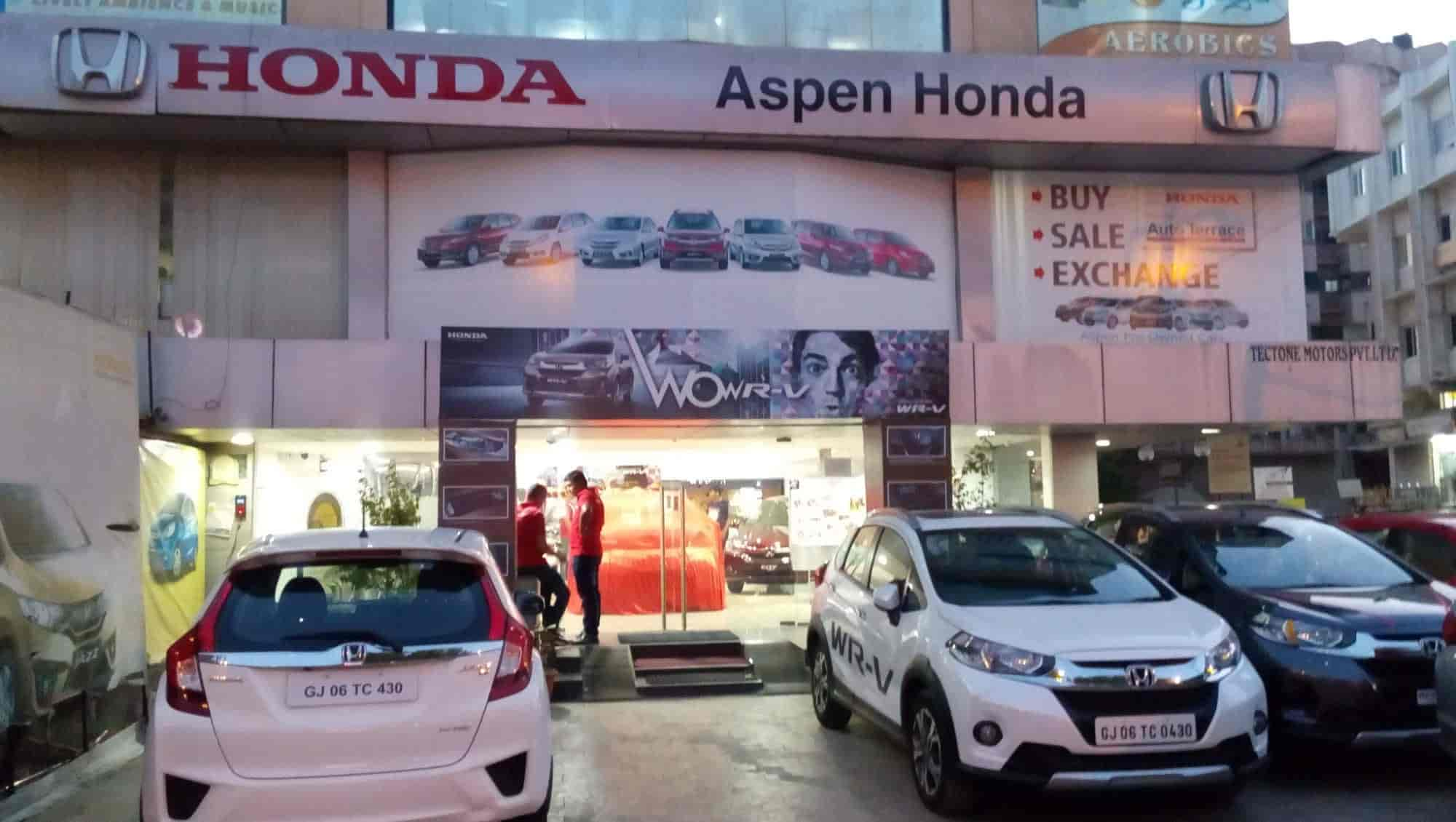 Aspen Honda Old Padra Road Car Dealers Honda In Vadodara Justdial