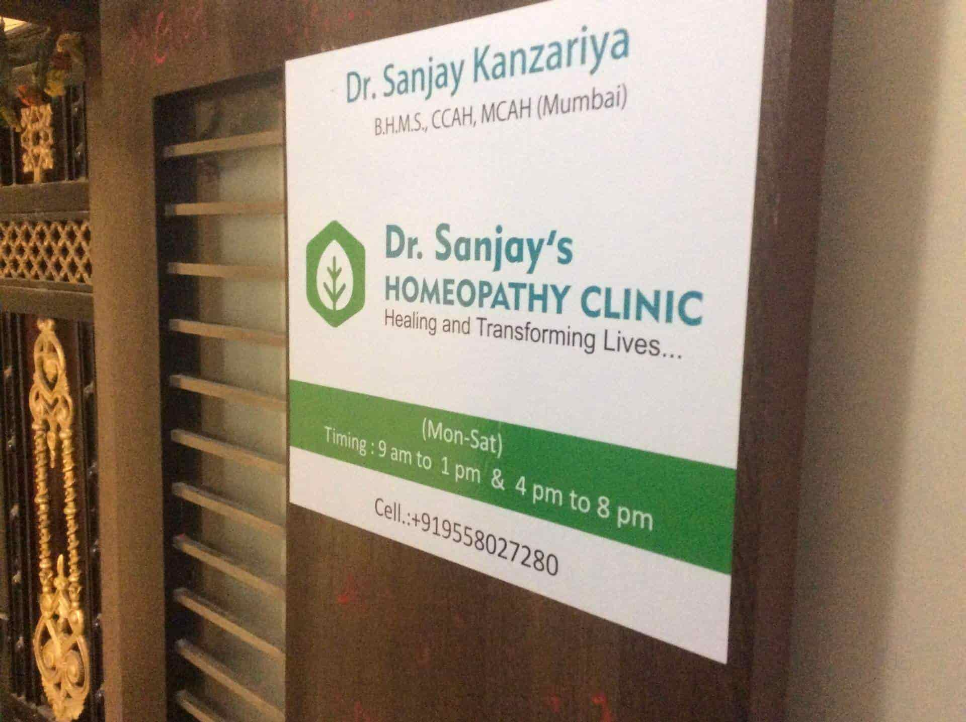 Dr  Sanjay's Homeopathy Clinic - Homeopathic Doctors - Book
