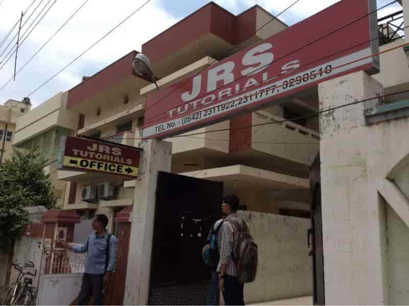 J. R. S. Tutorials naria, varanasi reviews, fee structure.