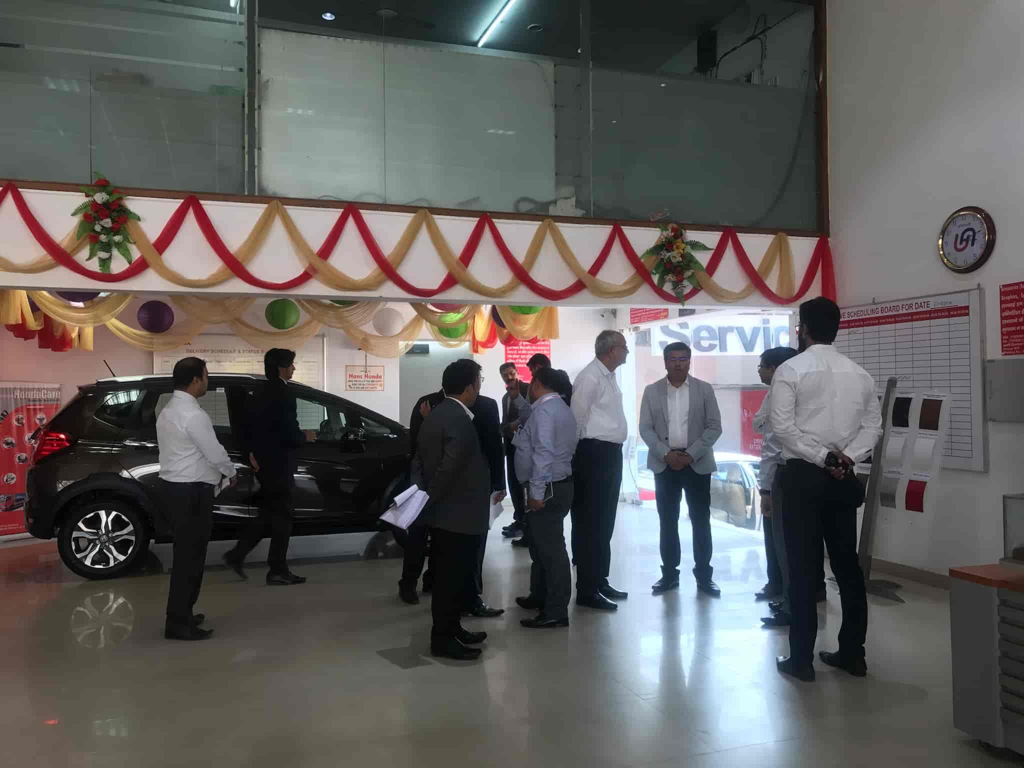 Hans Honda Shivdaspur Car Dealers In Varanasi Justdial