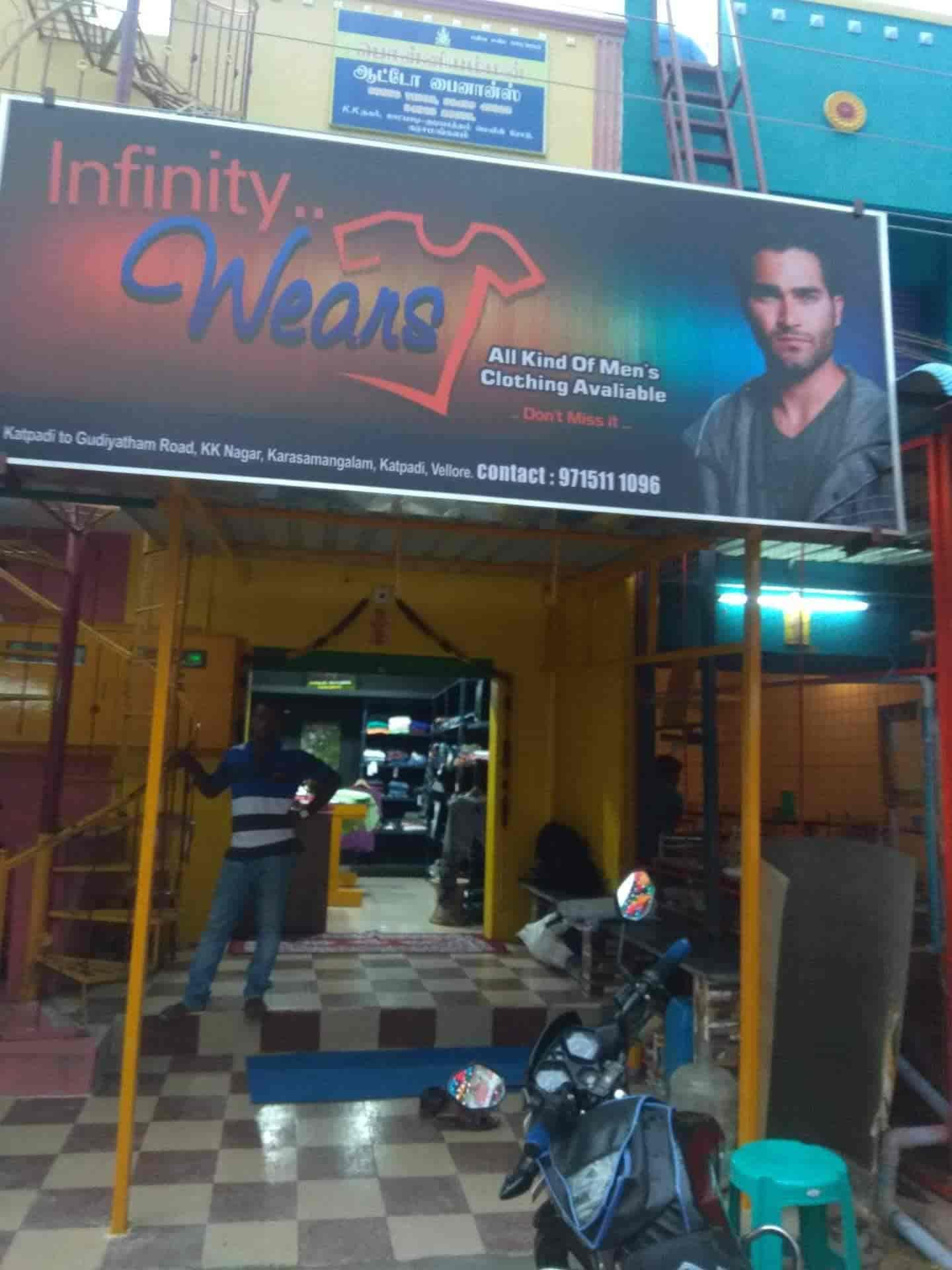 Infinity Wears, Latteri - Readymade Garment Retailers in