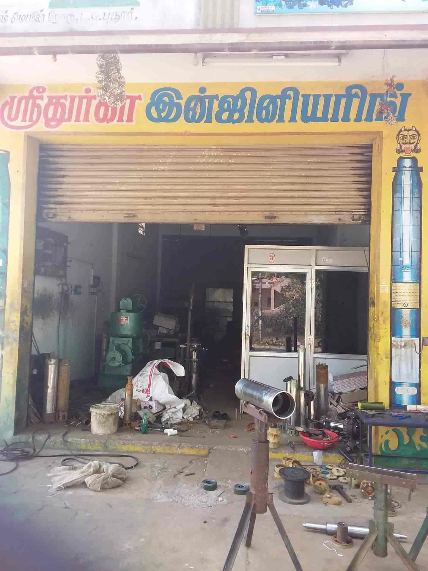 Sri Durga Engineering, Katpadi - Borewell Pump Dealers in
