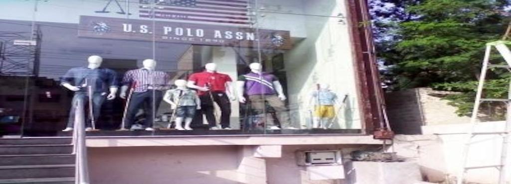 U S Polo Assn Store Mg Road Vijayawada Gents Readymade Garment - Us assn polo map