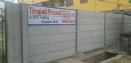 Top 20 Precast Compound Wall Manufacturers in Vijayawada