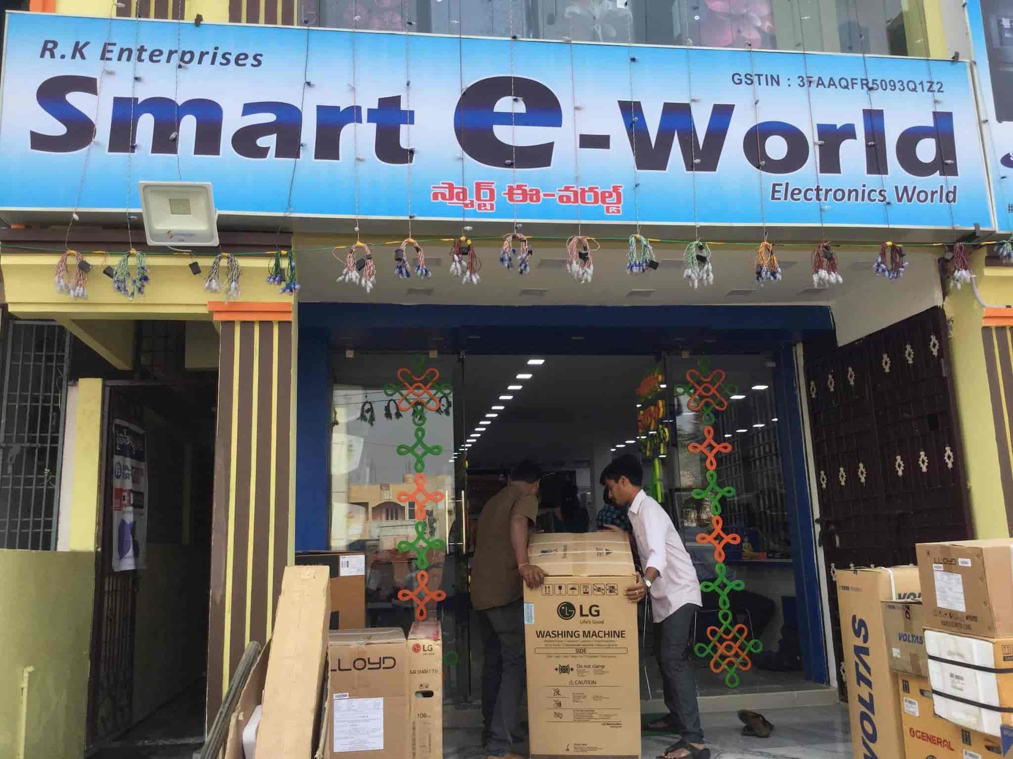 Smart E World, Singh Nagar - Electrical Shops in Vijayawada