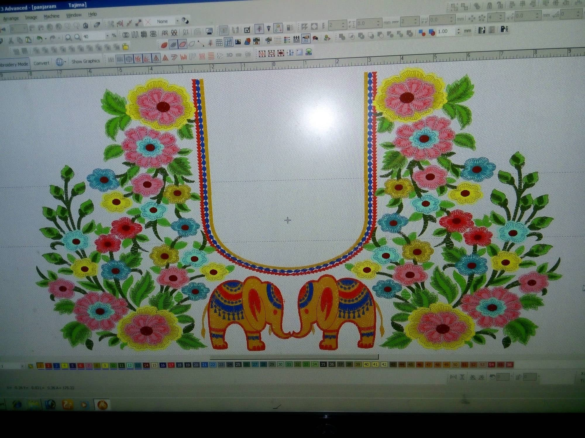 Top Computerised Embroidery Work In Vijayawada Ho Vijayawada Best Commercial Embroidery Works Justdial,Boutique Fashion Designer Studio Interior