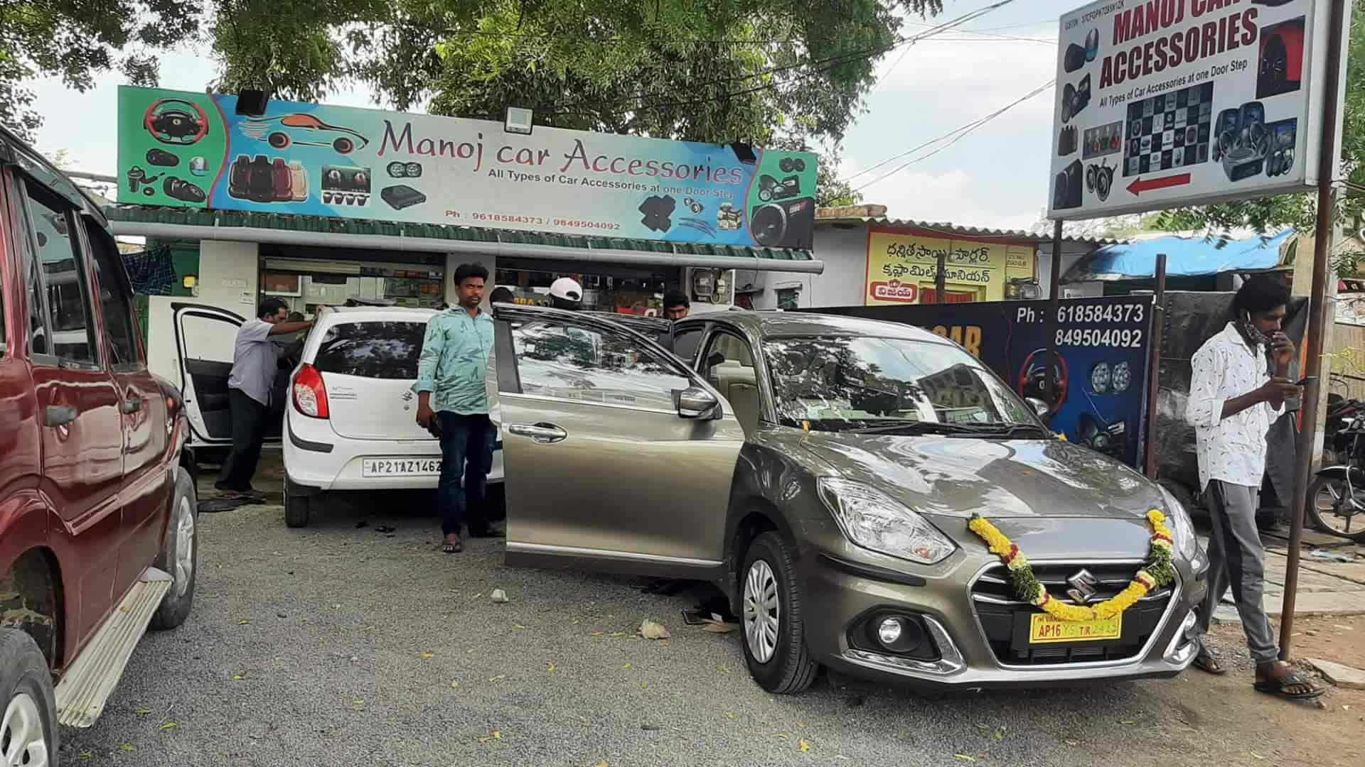 Car Accessory Dealers In Vijayawada Car Accessories Shop Justdial