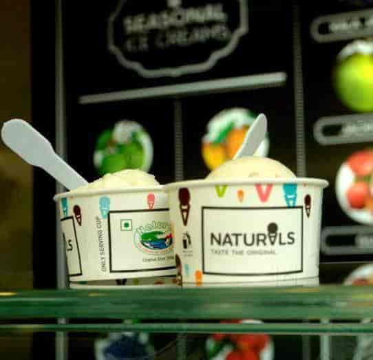 Natural Ice Cream Parlour Maddilapalem Visakhapatnam Ice