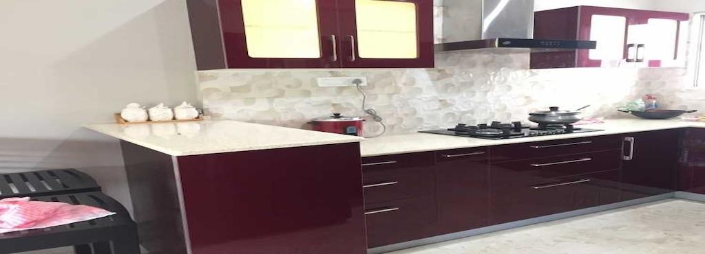 A N Interiors Modular Kitchens