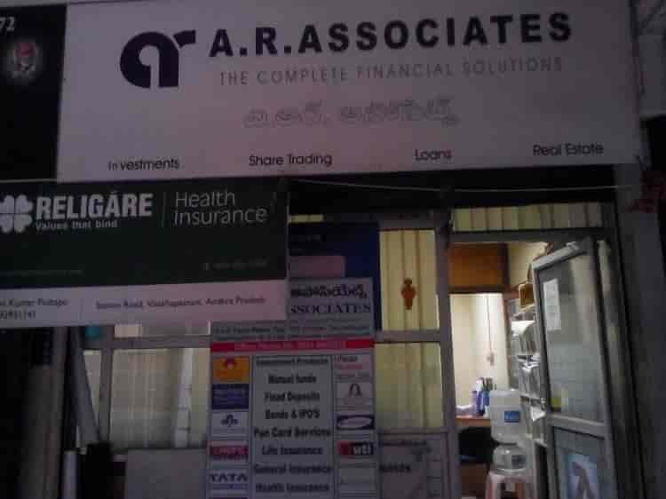 Top Insurance Brokers In Vizag Justdial