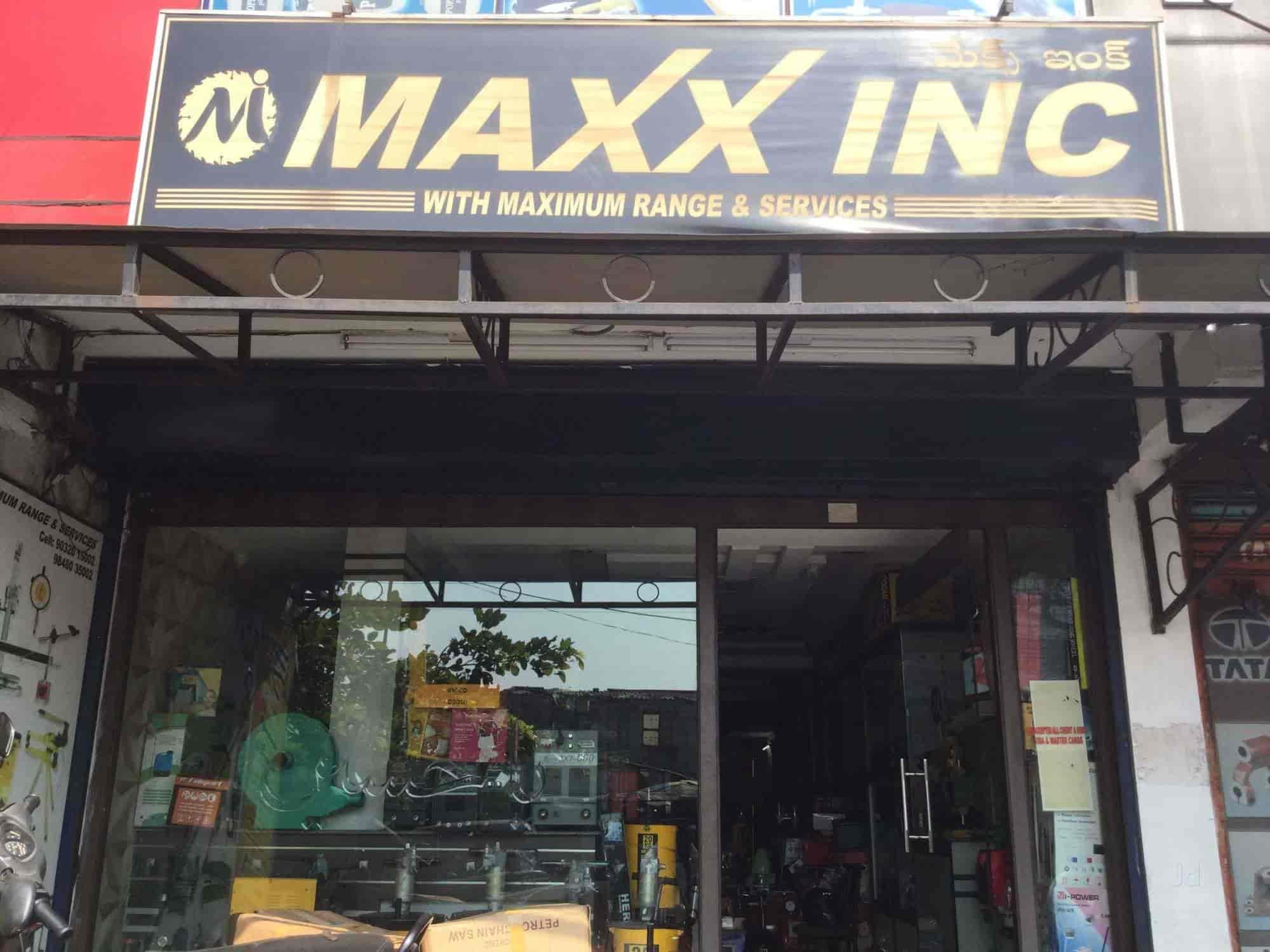 Maxx Inc, Poorna Market - Hardware Shops in Visakhapatnam - Justdial