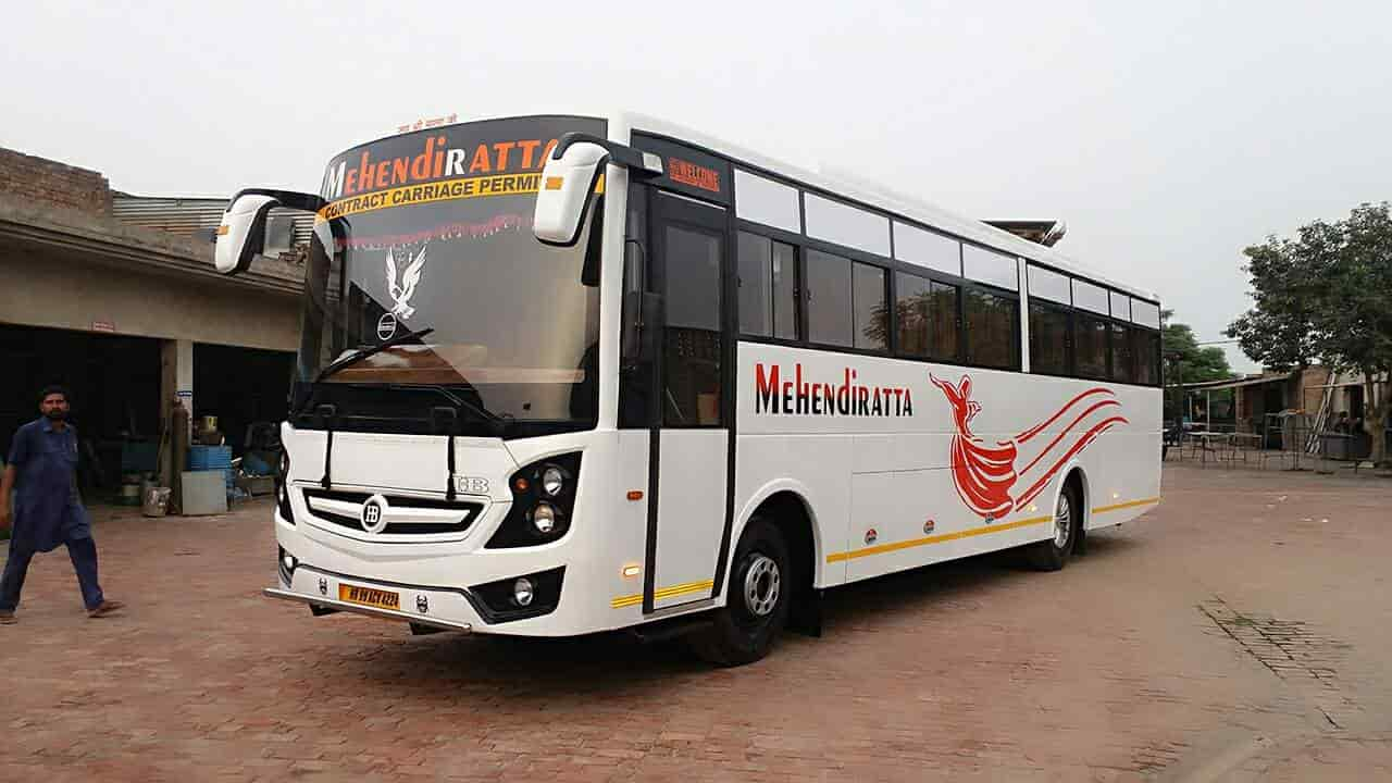 Top 10 Bus Services In Yamunanagar Best Bus Booking Justdial
