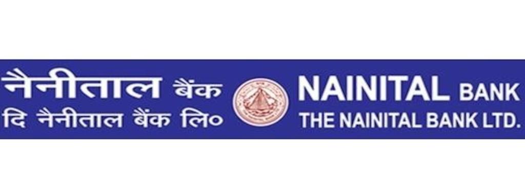 Image result for nainital bank logo