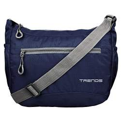 Tenacitee Living In Mississippi with Georgia Roots Grey Brushed Canvas Messenger Bag