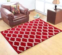 Blue Mikolot 40x50cm Heart Shaped Non-slip Soft Coral Velvet Carpet Fluffy Rug