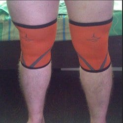 Buy Orange Xl Vigor Power Gear 7mm Stiff Neoprene Knee Supports Power Sports Weight Lifting Strong Sbr Knee Sleeves For Fitness Crossfit Features Price Reviews Online In India Justdial