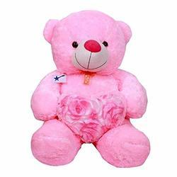 Glamour Girlz Super Idea Grey Tatty Teddy Bear Soft Toy Head Zip Coin Purse