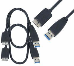 FidgetGear USB 3.0 Extension Cable Male to Female USB Extender Lead Cord 1 Meter USB 2.0 5m