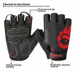 Roeckl Spandex Touch Men Black Leather Gloves Handy Winter Lined Smartphone