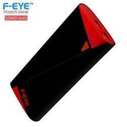 Buy F Eye Power Bank 10400mah Battery Charger With Led Flashlight