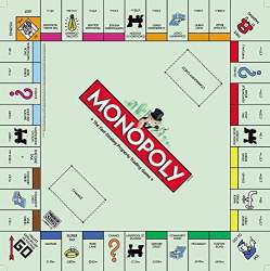 Buy Shopperz Real Transactions Based Family Game - Monopoly