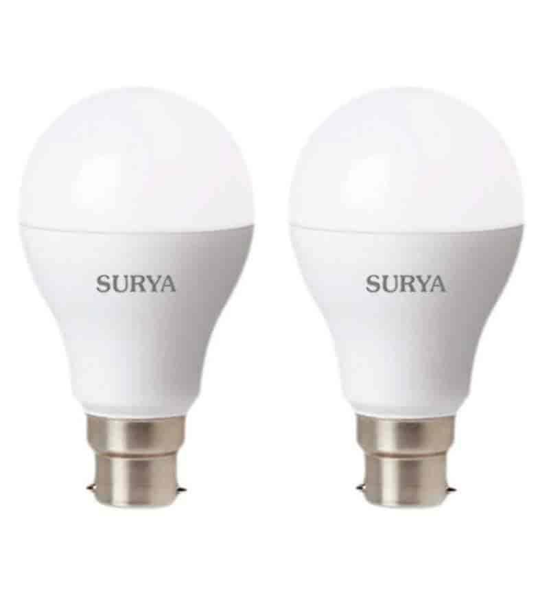 Surya 14 Watt Led Bulb Pack Of 2