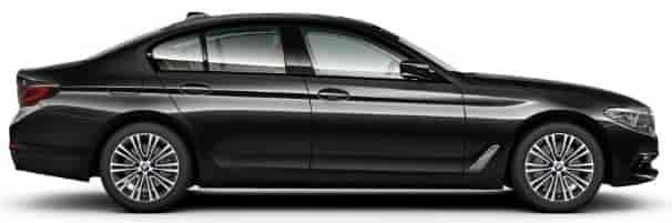 Bmw 5 Series 520d Sport Line Diesel Black Sapphire