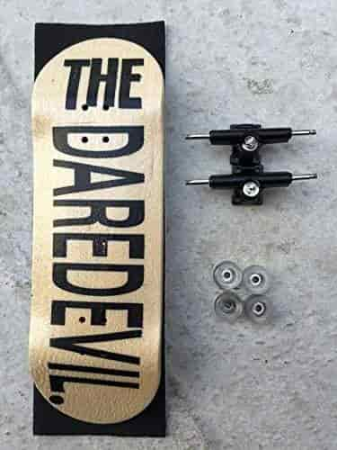 Buy [Skull Fingerboards] The Dare Devil Complete Wooden