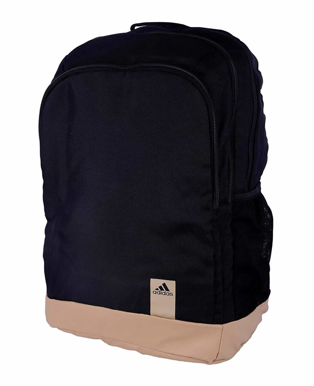Buy Adidas ST BP-2B Polyester Backpack Men s (Black), Features ... fa54d437aa