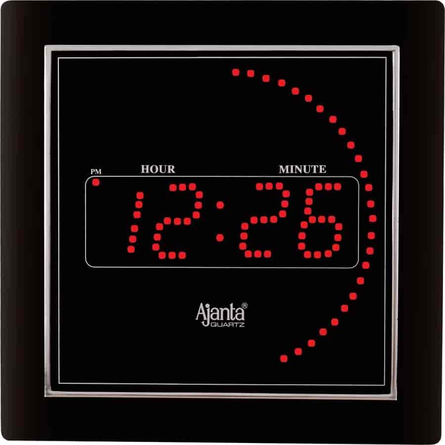 Buy ajanta digital led wall clock olc 301 features price ajanta digital led wall clock olc 301 amipublicfo Gallery
