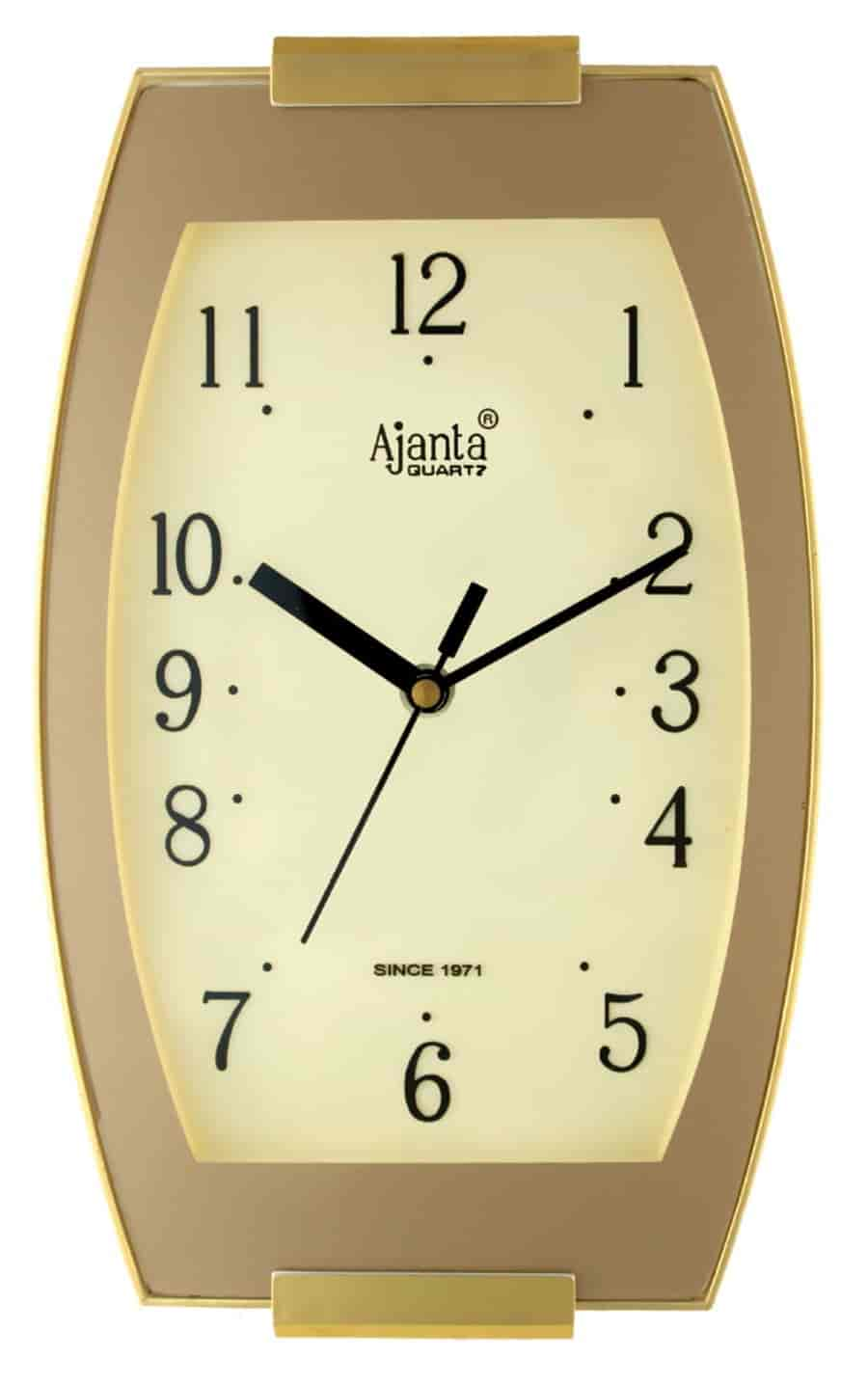 Buy ajanta wall clock aq 1437 features price reviews online ajanta wall clock aq 1437 amipublicfo Images