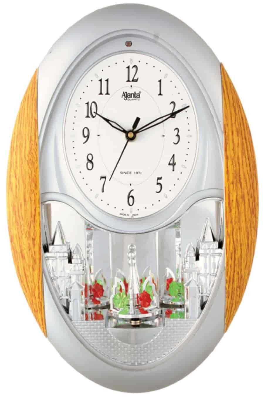 Buy ajanta wall clock aq 2047 features price reviews online ajanta wall clock aq 2047 amipublicfo Images