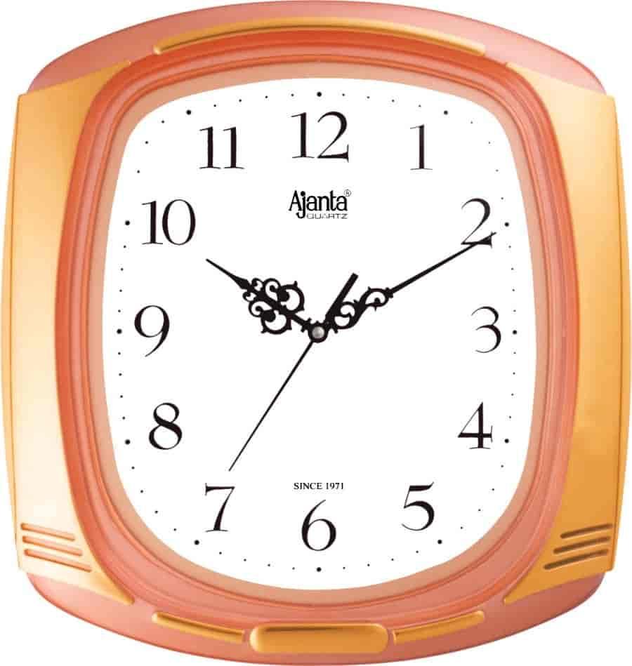 Buy ajanta wall clock aq 2107 features price reviews online ajanta wall clock aq 2107 amipublicfo Images