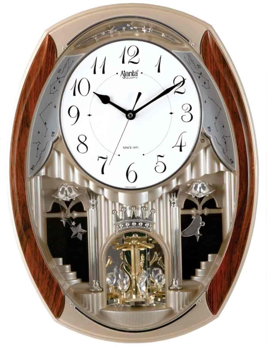 Buy ajanta wall clock aq 2167 features price reviews online ajanta wall clock aq 2167 amipublicfo Images