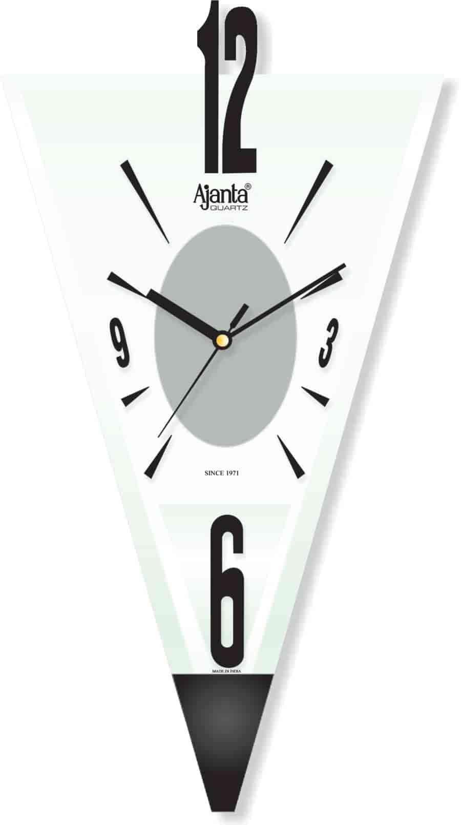 Buy ajanta wall clock aq 4007 features price reviews online ajanta wall clock aq 4007 amipublicfo Images