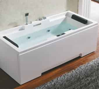 Buy Apple Waterfall Series Odeon Bath Tub Features Price Reviews - Bathroom tub price