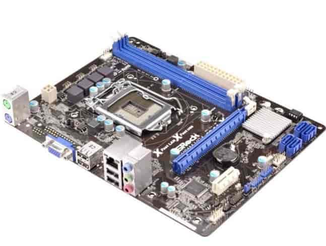 ASRock-Motherboard-H61M-VG4