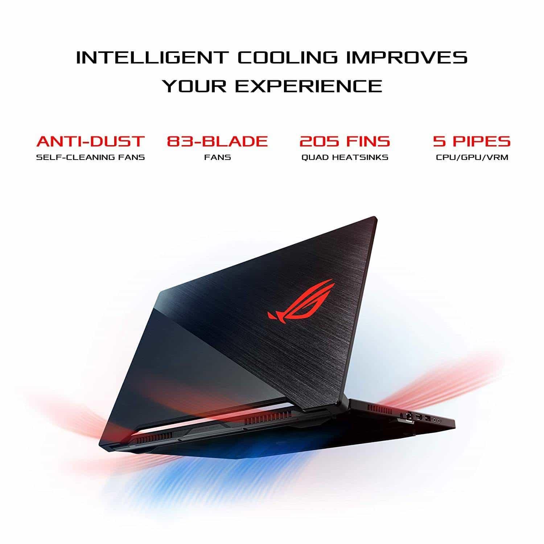 ASUS-ROG-Zephyrus-M-GU502GU-ES003T-15-6-FHD-144Hz-Gaming-Laptop-(9th-Gen-Core-i7-9750H-16GB-RAM-512GB-PCIe-SSD-Windows-10-6GB-NVIDIA-GeForce-GTX-1660-