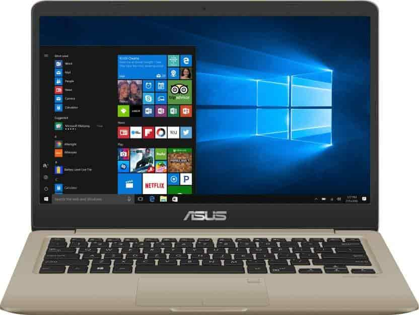 Asus-VivoBook-S14-Core-i5-8th-Gen-(8-GB-1-TB-HDD-256-GB-SSD-Windows-10-Home)-S410UA-EB409T-Thin-and-Light-Laptop(14-inch-Gold-1-3-kg)