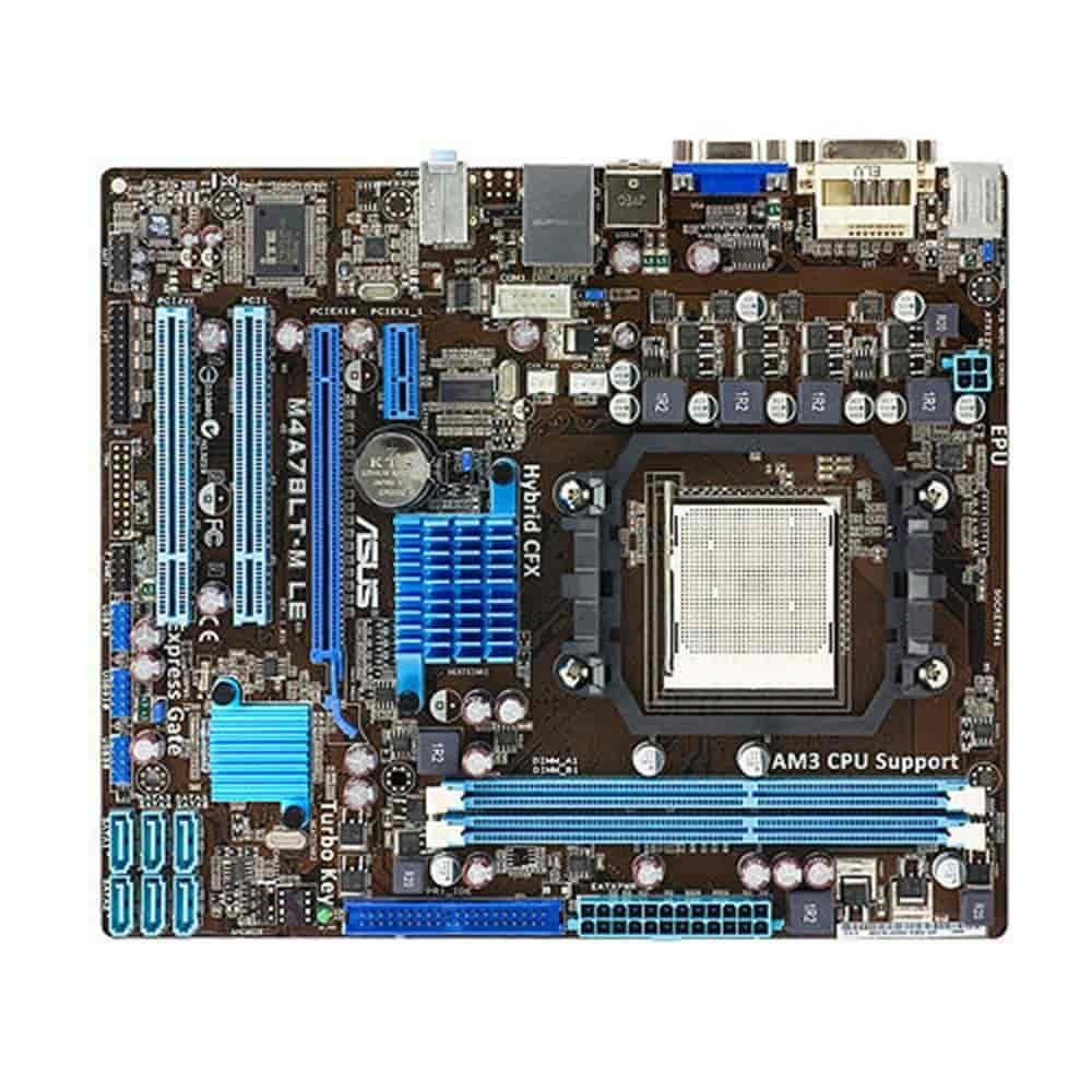 Asus M4A78LT-M LE AMD Chipset Update