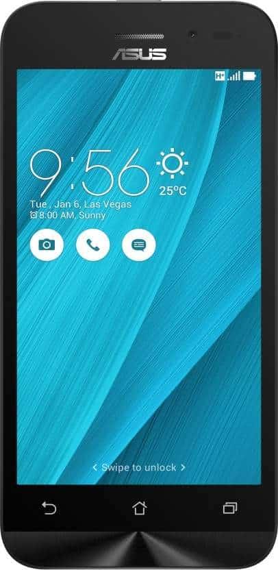 Asus Zenfone Go Silver Blue 8 GB 1 RAM
