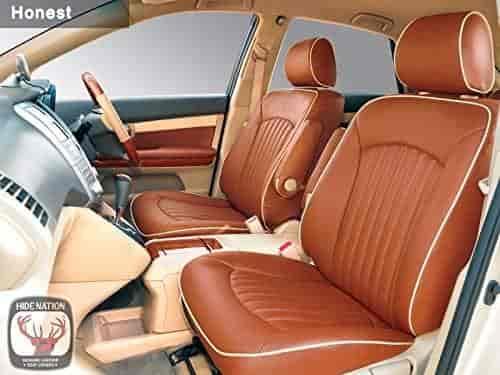 Autofact For Hyundai Santro Xing Car Seat Covers Jacquard Fabric High Quality