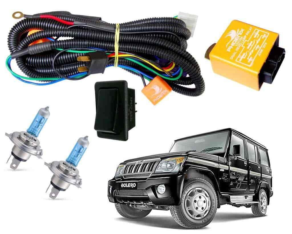 Buy Auto Pearl Phoenix Headlamp High Power 100 90w 130 100w Vehicle Relay Switch Wiring Harness