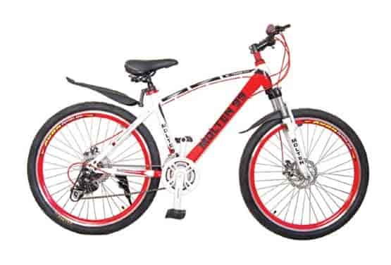 Buy Avon Molten 99 Bicycle Red White 26 105 MN Features Price Reviews Online In India
