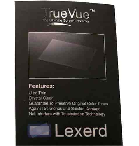 Compatible with Sony HDR-FX7 TrueVue Crystal Clear Digital Camcorder Screen Protector Lexerd
