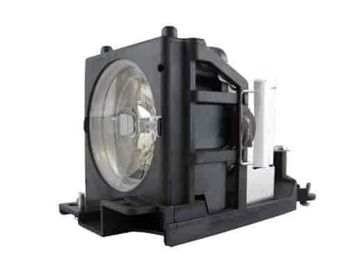 Lutema Platinum for Hitachi CP-X443 Projector Lamp with Housing Original Philips Bulb Inside