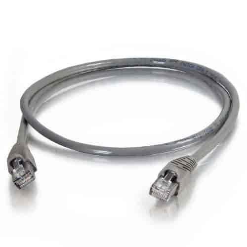 Cables4PC Cat5 RJ45 100 Patch Ethernet Network Cable Black 200ft