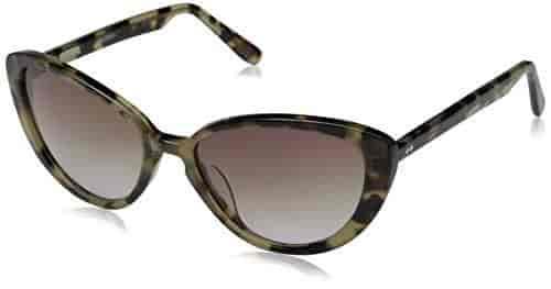 Derek Lam Phoenix Cat Eye SunglassesTortoise55 mm, Features