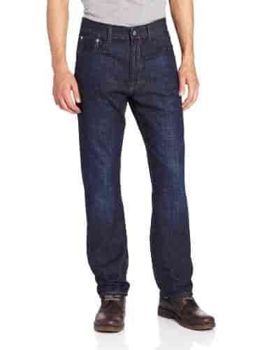 free shipping order online great quality IZOD-Mens-Big-amp-Tall-Relaxed-Fit-Jean-Rinse-Used-32X38