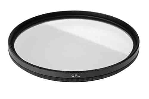 with specialty Schott glass in floating brass ring 703939 Heliopan 39mm Linear Polarizer Filter